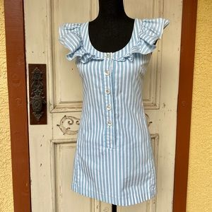 Vintage Betsey Johnson Mini Dress